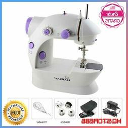HOT Mini Portable Sewing.Machine with Light and Foot Pedal A