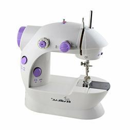 Household Portable Mini Electric Sewing Machine Desktop Tail