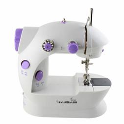 Household Sewing 2-Speed Electric Portable Mini Desktop Sewi