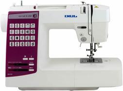 Juki HZL-K65 Computerized Sewing Machine, White