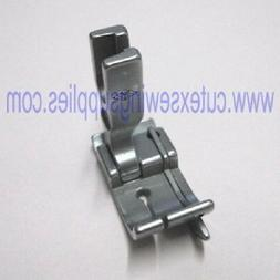 Industrial Sewing Machine Hinged Presser Foot With Left Guid