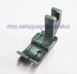 Industrial Sewing Machine Hinged Presser Foot With Right Gui