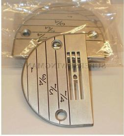 Industrial Sewing Machine Needle Plate For Juki Brother Cons