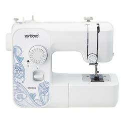 Full Size Sewing Machine 17 Stitch Functions Jam Resistant H