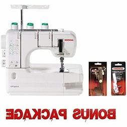 Janome CoverPro 900CPX Coverstitch Machine With Bonus Access