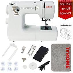 Janome Jem Gold 660 Sewing Machine Includes Exclusive Bonus