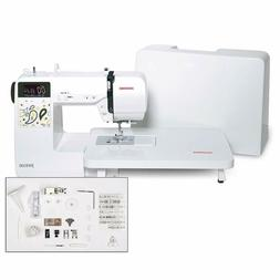 Janome JW8100 Fully-Featured Computerized Sewing Machine wit