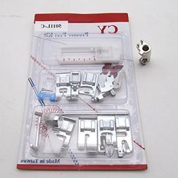 KUNPENG - #5011L-C +001947.70.00 11 PCS Presser Feet Attachm