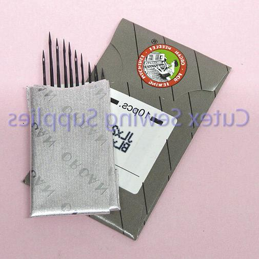 10 jlx2 blx4 sewing machine needles
