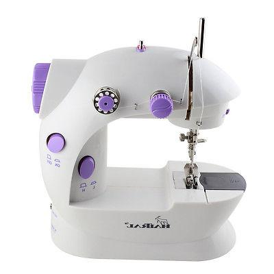 2-Speed Mini Desktop Handheld Household Sewing