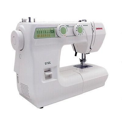 Janome - 2212 Sewing Machine Includes Exclusive Bonus