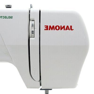 Janome 2212 Sewing Machine Includes - Exclusive Bonus Bundle
