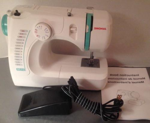 3128 electronic portable sewing machine new never
