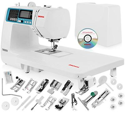 """Janome Machine Extension Table DVD + 1/4"""" Foot Foot Foot + Needles + More!"""