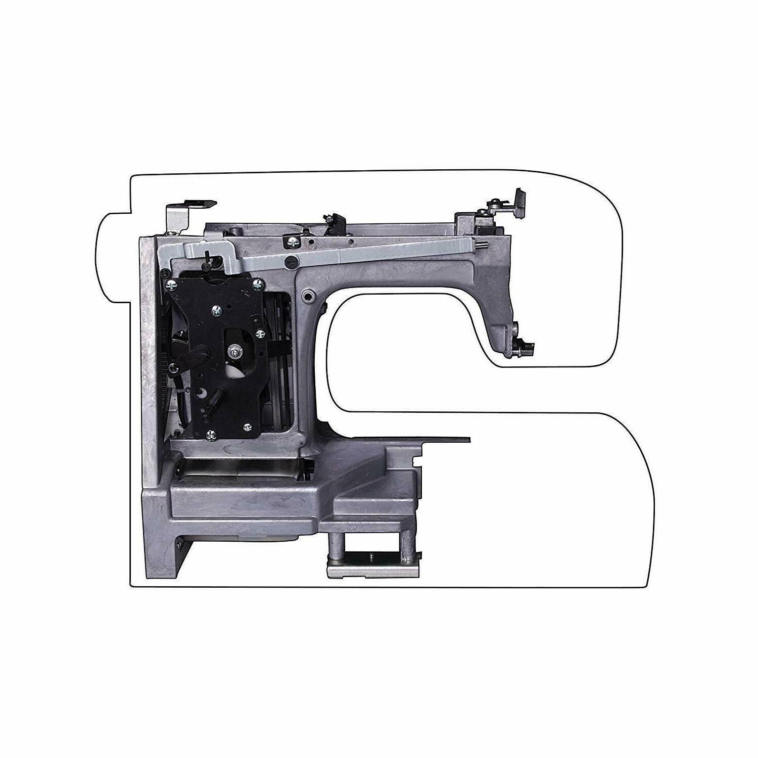 Singer Duty Sewing Machine Portable Embroidery Craft