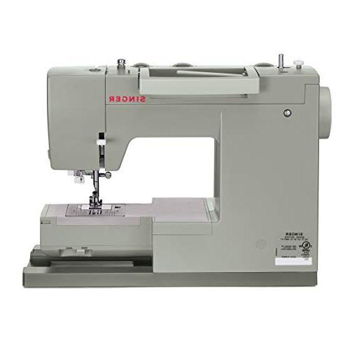 SINGER | Duty 4452 Sewing Accessories, Built-In Stitches, 60% Steel Stitching Speed & Needle Threader