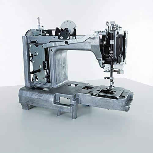SINGER | Heavy 4452 Sewing Accessories, 60% Stainless Steel Bedplate, Stitching Speed Needle