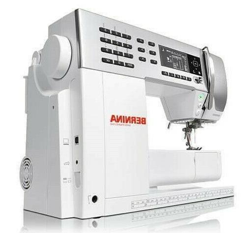 Bernina 530 Sewing Quilting Machine Factory
