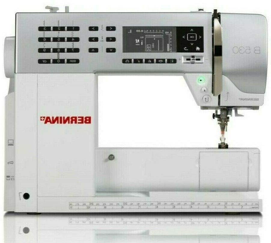 530 sewing and quilting machine brand new