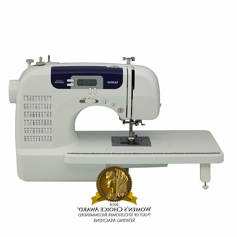 60 stitch cs6000i computerized sewing machine