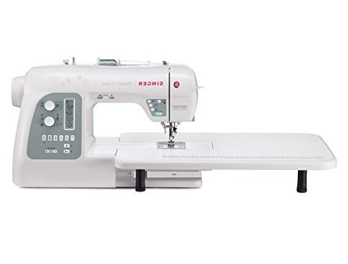 Singer 8500Q Computerized Portable and Extension Bonus & Lifter, Screen, Best Sewing