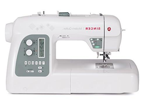 8500Q and Quilting Including Extension & Knee LCD Screen, for Quilting