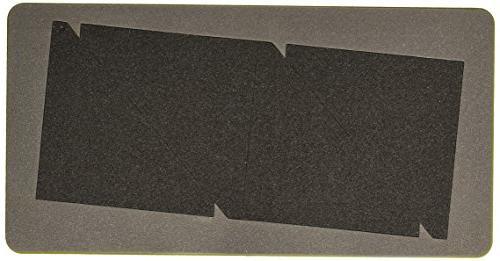 AccuQuilt GO! Fabric Cutting Dies; Half Square; 4-inch Finis