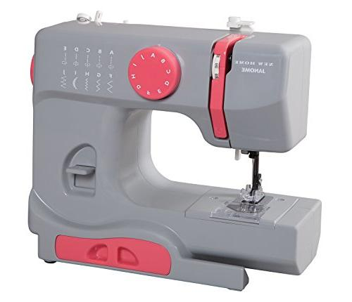 Janome Easy-to-Use, Portable, Compact