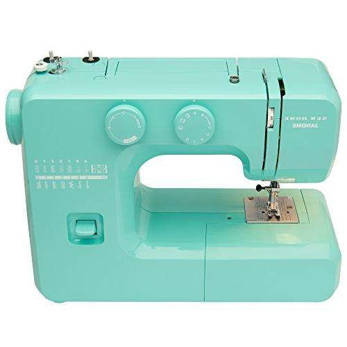 Janome Arctic Crystal Easy-to-Use Sewing Metal Bobbin Diagram, Beginners Mind!