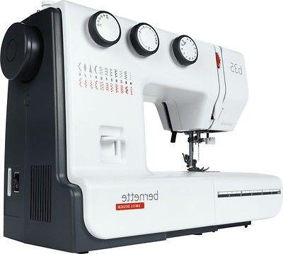 Bernette b35 Sewing Machine Swiss