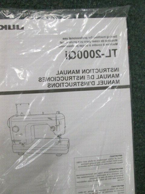 BRAND NEW Juki Speed Model NIB