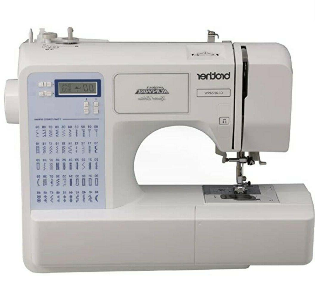 ✅ Brother CS5055PRW Sewing Machine Project Runway 📦 FRE