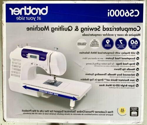 cs6000i sewing 60 stitch computerized sewing machine