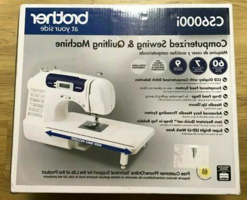 cs6000i sewing machine computerized in hand brand