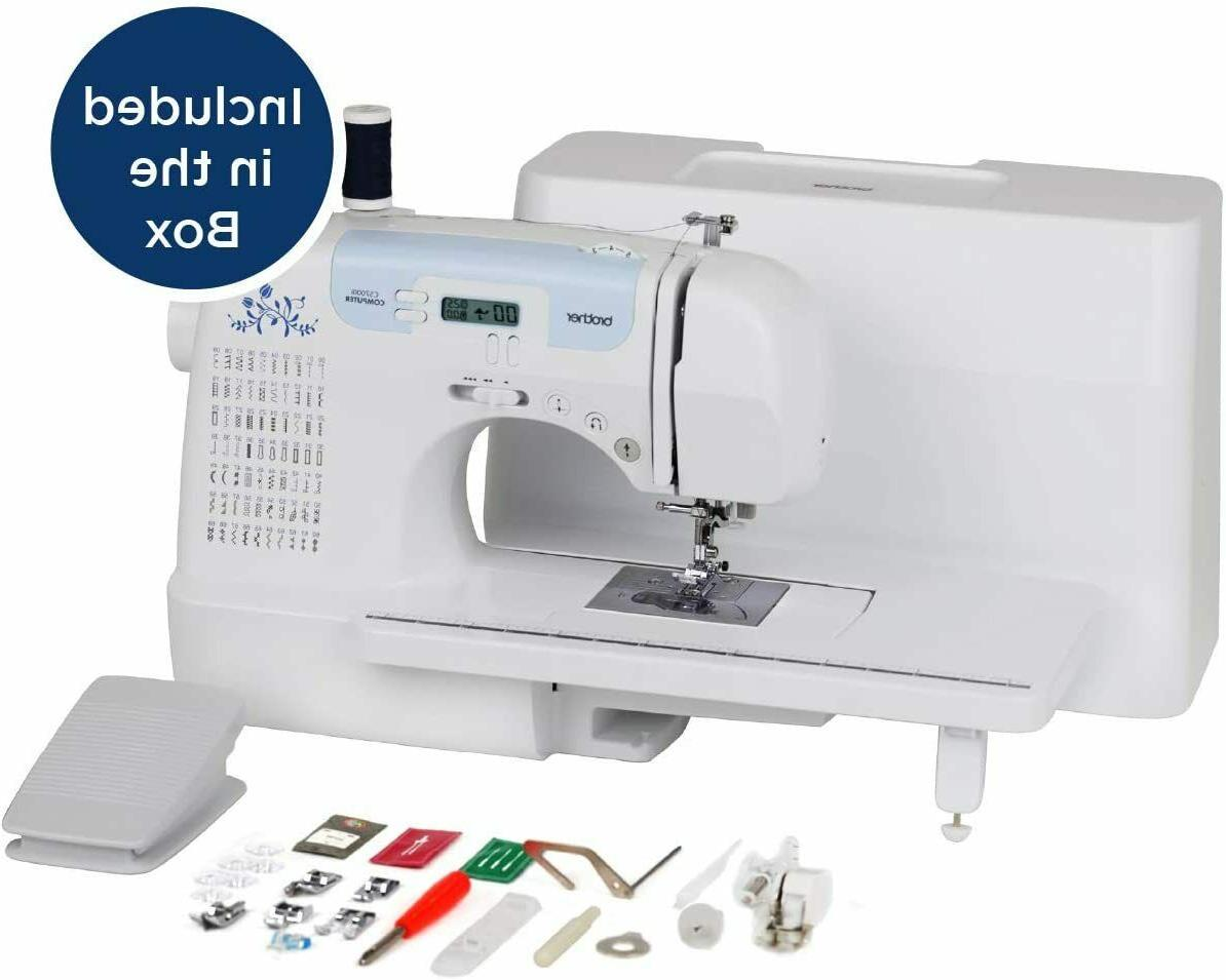 Brother CS7000i Sewing Quilting Machine 70 Built-in Stitches