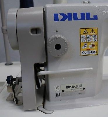 "JUKI DDL-8700 Sewing with Servo Motor, Stand & LED ""FREE SHIPPING"""