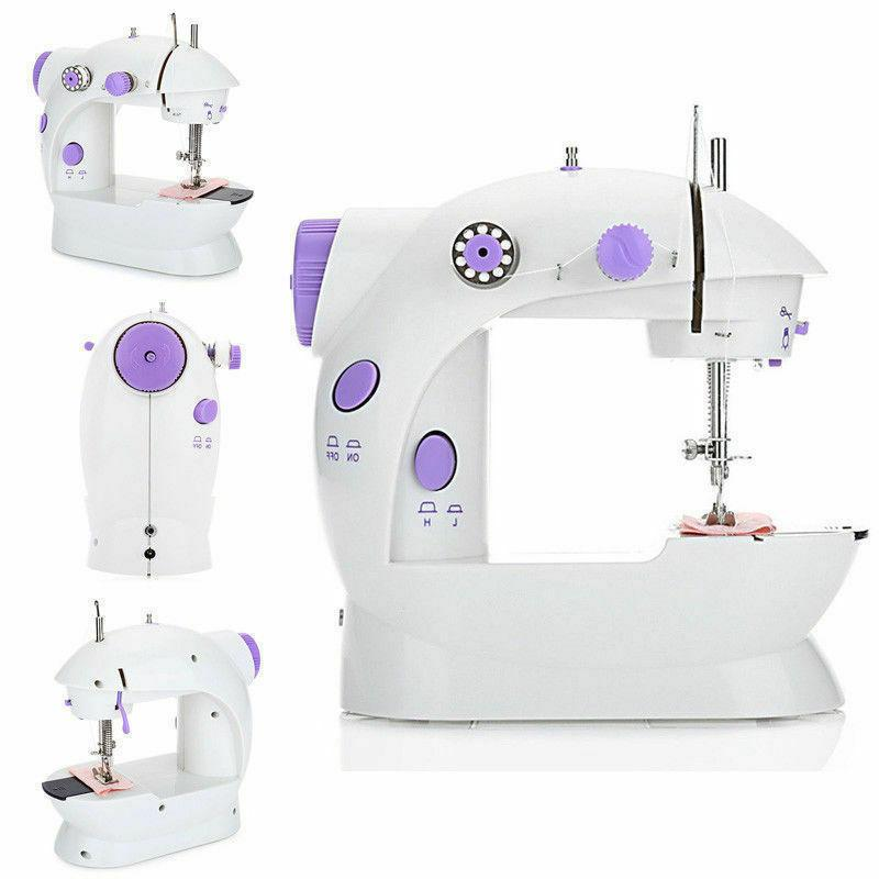 household portable electric sewing machine desktop tailor