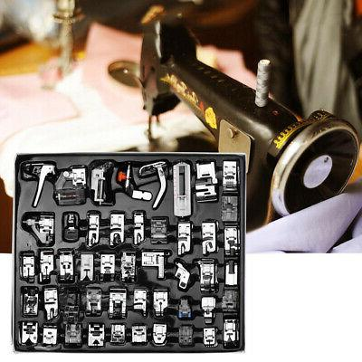 Sewing Machine Domestic Presser Foot Braiding for Brother Ja