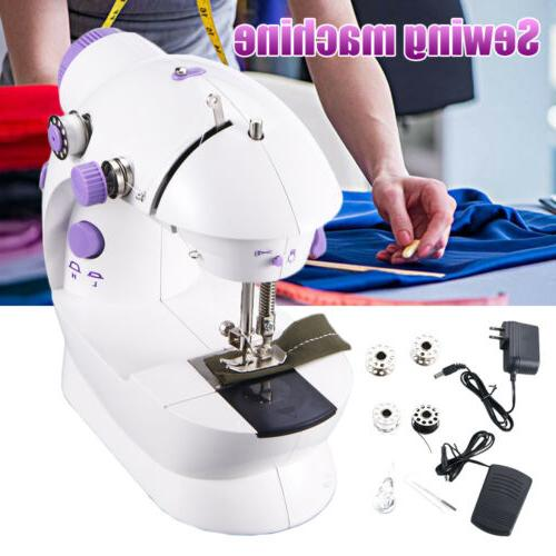 electric portable sewing machine desktop household tailor