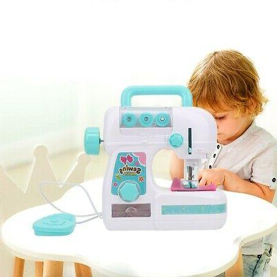 Electric Sewing Machine Toys Educational Interesting Toy for