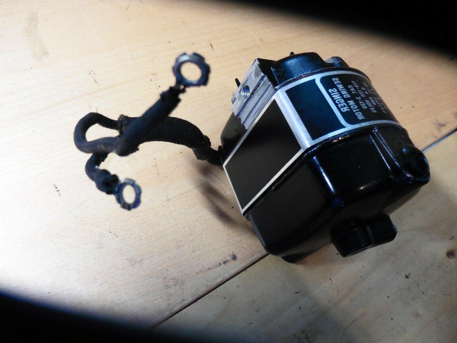 SINGER FEATHERWEIGHT MACHINE #3-120 Volts
