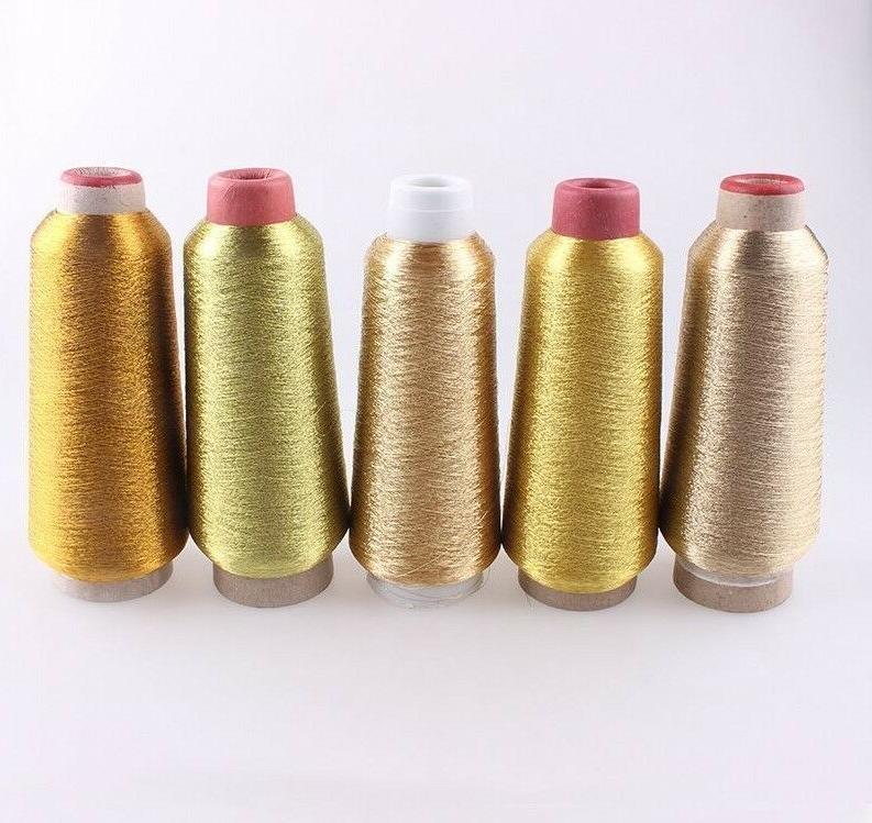 floss metallic thread for sewing craft machine