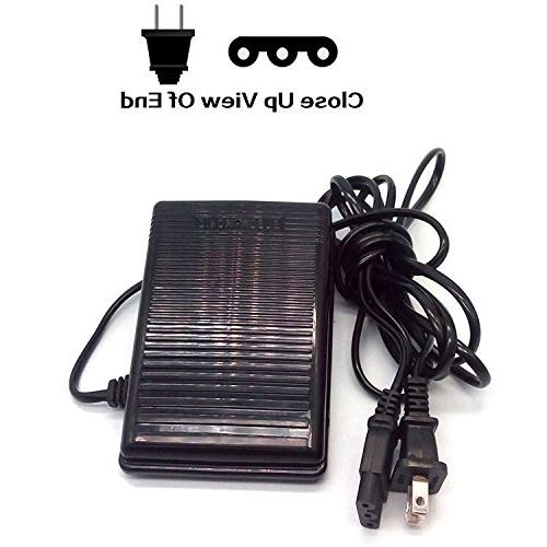 foot control pedal cord 033770217
