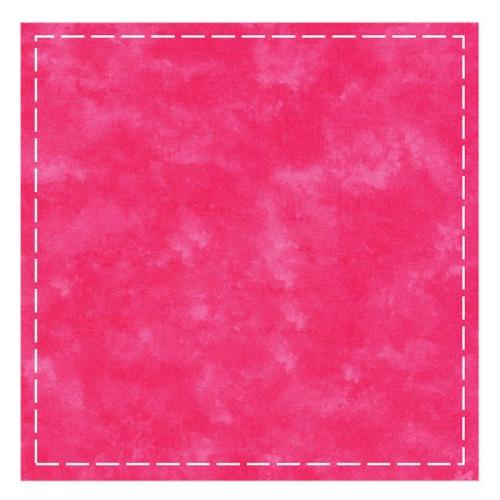 GO! Fabric Cutting Dies-Square 6-1/2 Quilt Block A