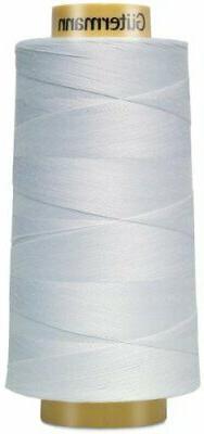 gutermann 3000c 5709 natural cotton thread solids