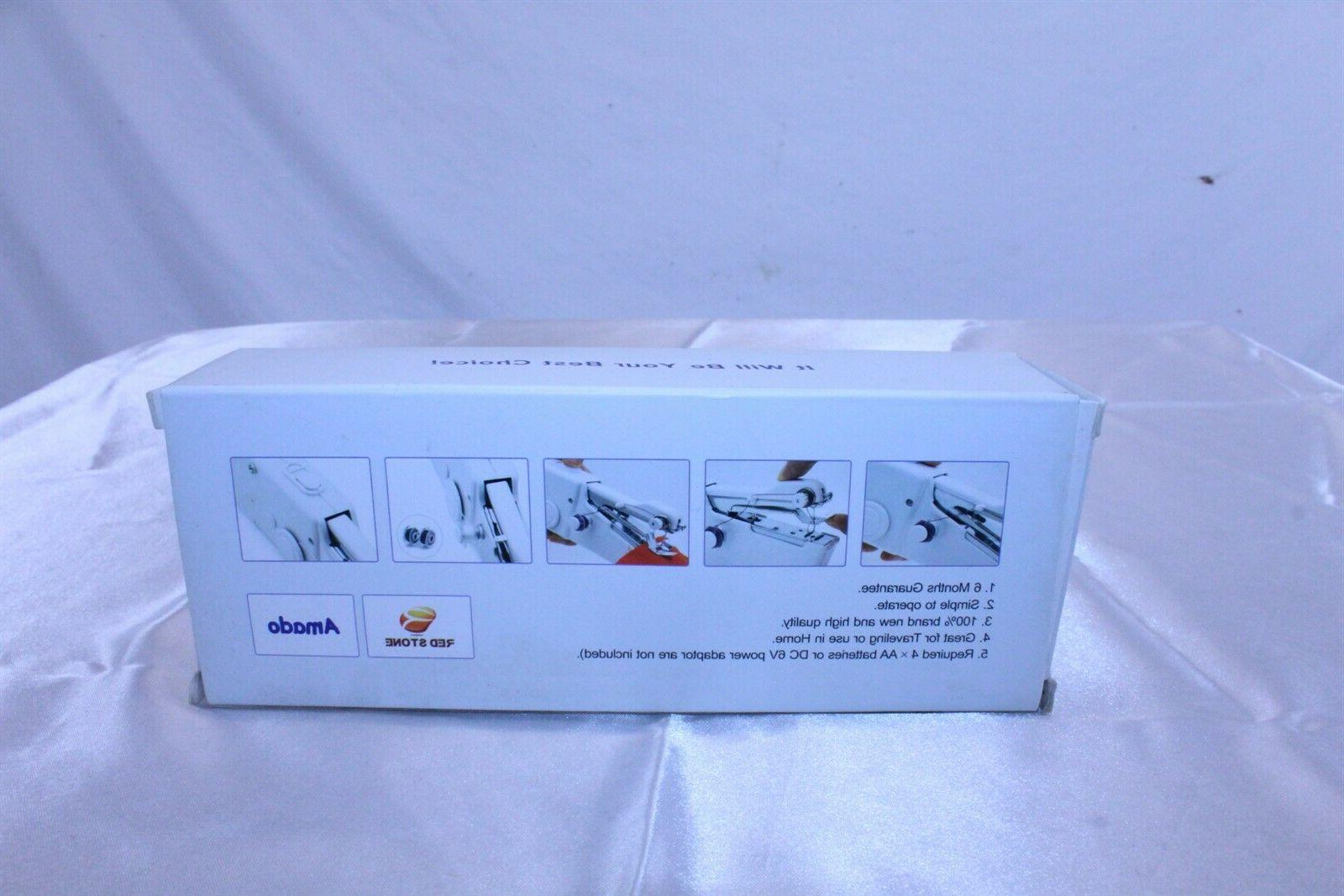 Handheld Portable Sewing Machine Battery Sewing
