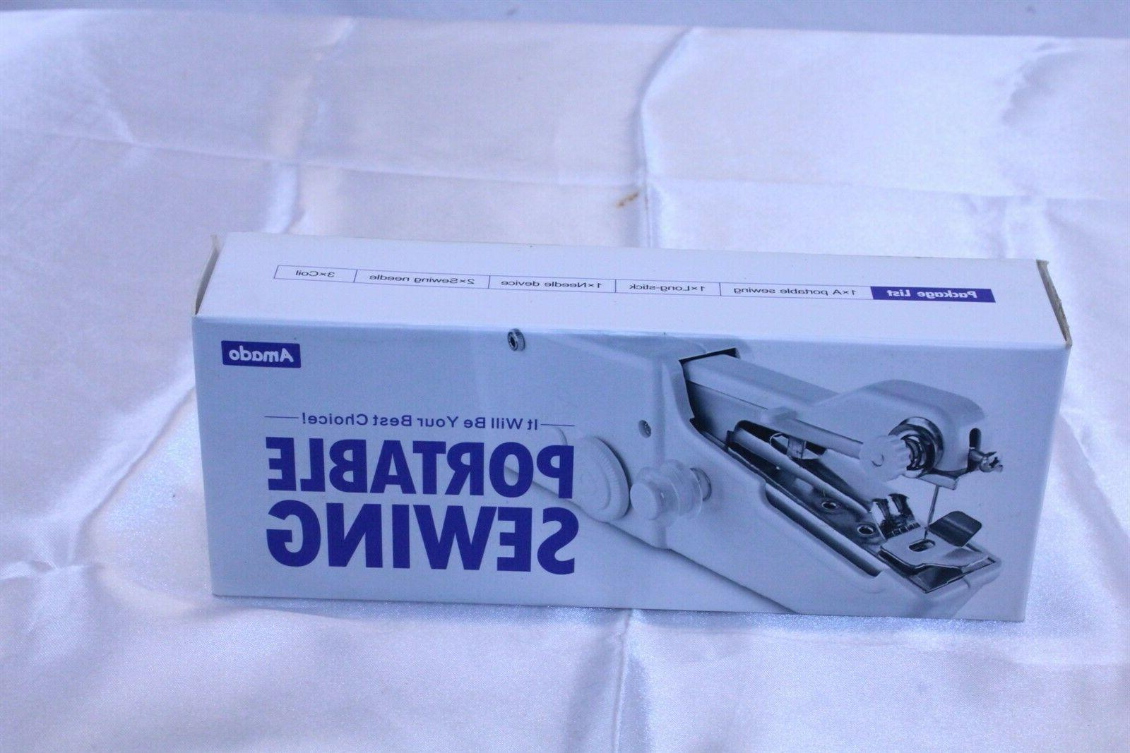 handheld portable sewing machine battery operated travel