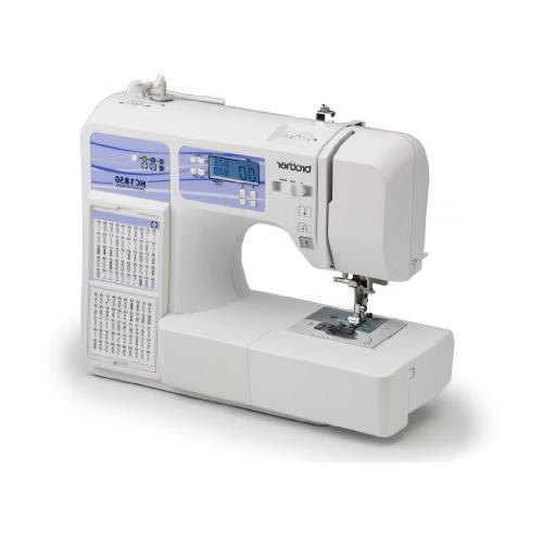 Brother Computerized Quilting Built-in Stitches, 8 Presser Feet, Table, Minute, Instructional Limited Warranty