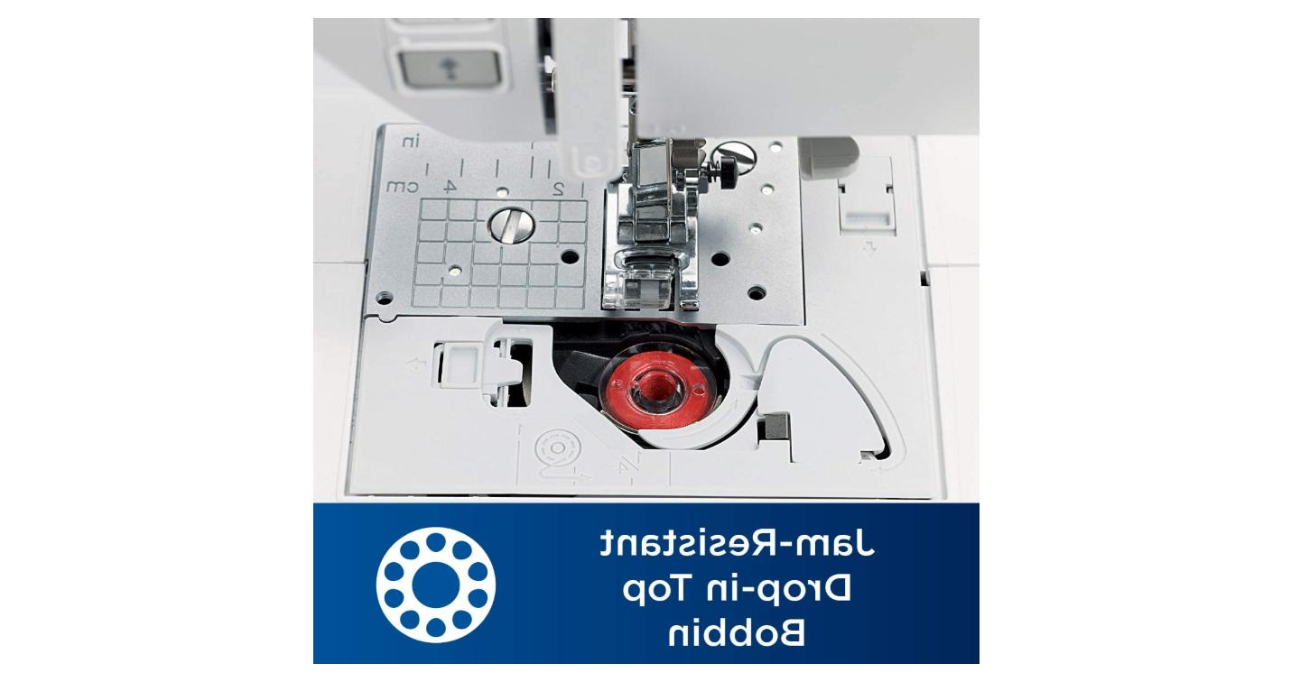Brother Quilting Machine, Built-in Stitches, LCD