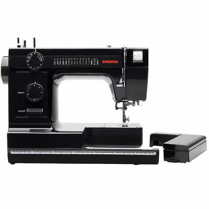 Janome HD1000 Black Heavy Duty Commercial-Grade Machine
